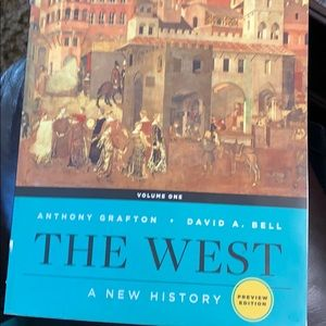 Textbook: The West; A New History
